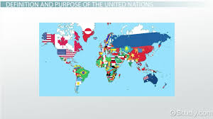 what is the united nations definition history members
