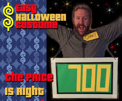 Easy T Shirt Halloween Costumes by The Price Is Right Halloween Costume Easy Fast U0026 Cheap 6 Steps