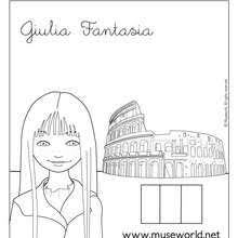 kate london coloring pages hellokids