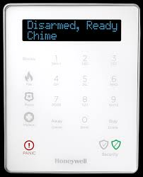 alarmclub security honeywell lyric keypad lkp500 en install
