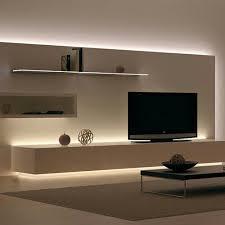 wohnzimmer indirekte beleuchtung die besten 25 tv wand ideen auf tv wand wall tv wand