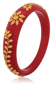 shakha pola bangles online buy senco gold 22k yellow gold bangle online at low prices in
