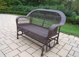 Walmart Patio Furniture Cover - bench walmart patio glider chair stunning outdoor glider bench