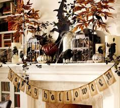 halloween home decor ideas 20 elegant halloween decorating ideas banners creepy and
