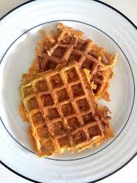 paleo sweet potato waffles wafflemakershub com