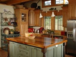 kitchen mountain design country kitchen decor using wood ceiling