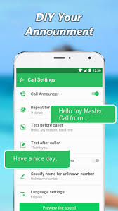 call name announcer apk auto caller name announcer apk for android
