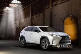 lexus truck 2015 nx 2015 lexus nx 200t starts at 34 480 in the us nx 300h costs