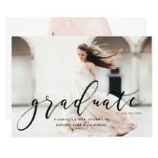 college graduation invitations celebrate the graduate with these modern and eco friendly