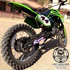 how to road legal a motocross bike 5 beautiful custom bikes from india