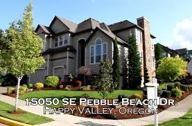 Valley Oregon Happy Valley Oregon Real Estate Tour 15050 Se Pebble Dr