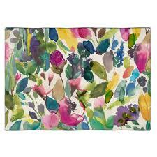 Modern Floral Rug Mode Rug Modern Wool Rugs Floral Rugs Bluebellgray