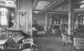 the first class lounge on the rms titanic 1500 926