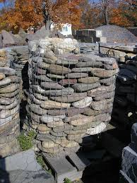 natural stone source central maine mackenzie landscaping inc