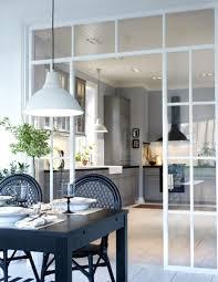 verriere entre cuisine et salle à manger la verrière intérieure en 62 idées pour toute la maison photos