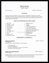 Desktop Resume Example Of The Perfect Resume