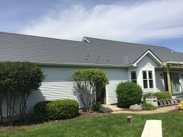 New Look Home Design Roofing Reviews by Burlington Wisconsin Roof Review Steel Metal Roofs Rust