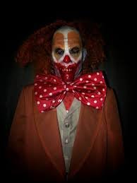 Scary Scary Halloween Costumes Iphone Ios 7 Wallpaper Ipad Circus Party Creepy