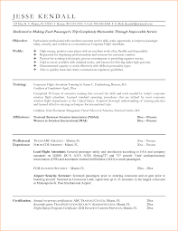 Resume Format For Overseas Job 14 Corporate Flight Attendant Resume Template Basic Job