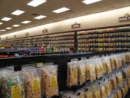 Buc Ee S Location Map Trail Mix Aisle At Buc Ee U0027s Ty Law Flickr