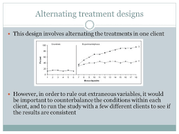 alternating treatment design behavior analysis lecture 2 methods in ba ppt video online download