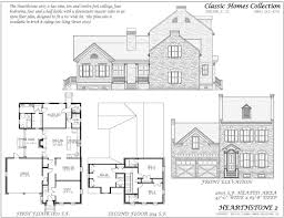 100 classic american homes floor plans best 25 one level