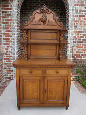 Country Buffet And Hutch French Country Antique Sideboards U0026 Buffets Ebay