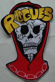 Ebay Halloween Props Fancy Dress Halloween Party Movie Warriors Prop Gang Patch Rogues