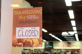 more stores for thanksgiving news standard speaker