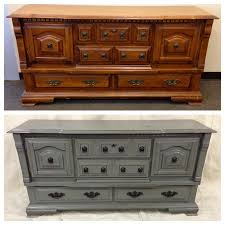 Painted Furniture Ideas Before And After Www Facebook Com Vintagekeyantiques Vintage Shabby Refinished