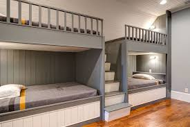 Bunk Bed Plans With Stairs Bunk Bed Ideas For Boys And 58 Best Bunk Beds Designs