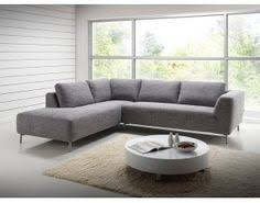 canapé hton fly modular 2 seat left chaise right luxeweave pewter