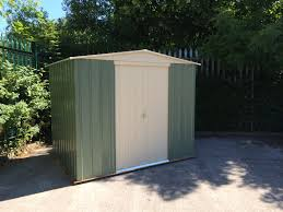 light clad metal sheds heavy duty steel reinforced plastic outdoor