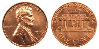 penny s 1973 s lincoln memorial cent copper alloy penny value and prices