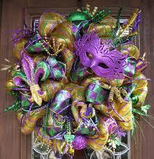 mardi gras wreaths 577 best mardi gras images on mardi gras party
