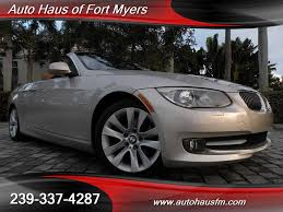 2012 bmw 328i convertible ft myers fl for sale in fort myers fl