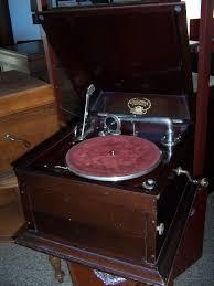 victrola record player cabinet brandon phonograph room vermont