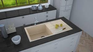kishin quartz valued kitchen sinks