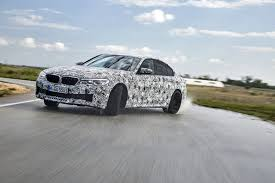 2018 bmw m5 teased debuts august 21st