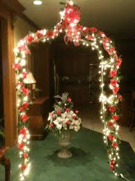 wedding arch lights snuggle s may 2012