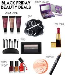 best 2016 black friday deals the makeup lady black friday beauty deals