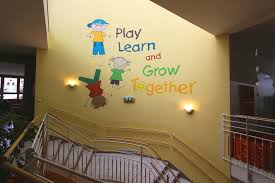 wandgestaltung kindergarten kinder beste kreative wandgestaltung kindergarten am besten büro