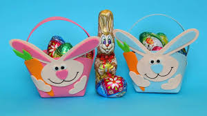 easter basket bunny how to make an easter basket easter bunny basket diy easy