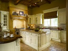 kitchen entrancing luxurious kitchen decoration with cream