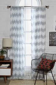 Gray And White Chevron Curtains by Red White Chevron Curtains Curtains Gallery