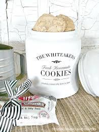 personalized cookie jars personalized cookie jars personalized cookie jar design connection