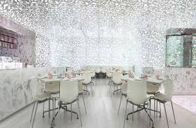 Ultra Modern Restaurant Interior Design Of Beijing Noodle No - Ultra modern interior design