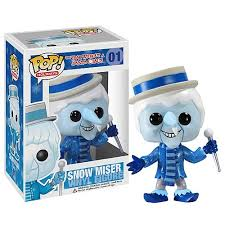 year without santa claus pop snow miser figure funko