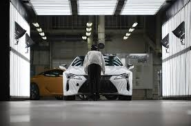lexus lf lc price canada 2018 lexus lc coupe production ramps up for europe motor trend
