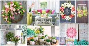 15 spring home decor ideas